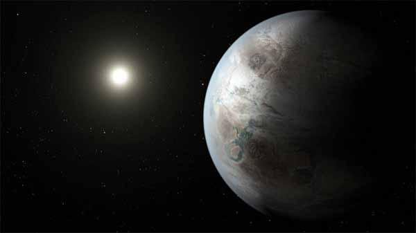 Voici Kepler-452b la 'Cousine' de la Terre