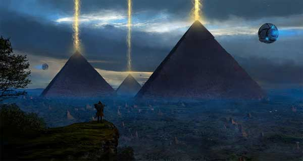Le Papyrus Tulli qui révèle que des extraterrestres ont rendu visite à l'Egypte est désormais perdu