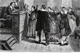 Les Sorcière de Salem