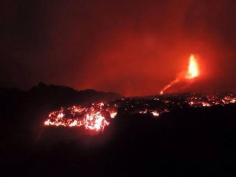 Le volcan Pico do Fogo