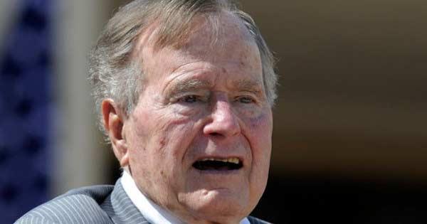 George Bush Senior sur les Ovnis : « Les Américains ne peuvent faire face à la vérité »