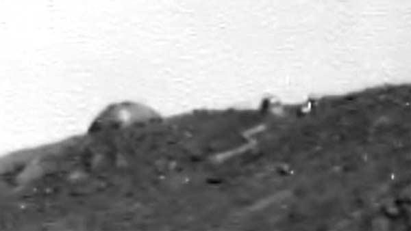 Le Rover de la Nasa a découvert un mystérieux dôme sur Mars