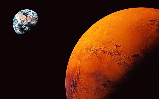 Mars : la Nasa promet une grande annonce jeudi