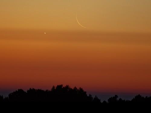 Phénomène rare: Le 20 janvier, Vénus, Mars, Mercure, Jupiter et Saturne seront alignées