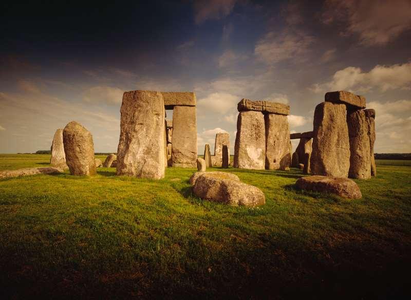 Les pierres bleues de Stonehenge auraient été transportées par les glaciers, et non par l'homme