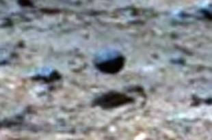 Un message vocal extraterrestre et une sonde trouvés sur Mars par le rover Opportunity