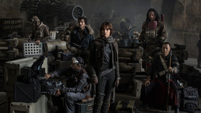 ROGUE ONE: A STAR WARS STORY: LES PREMIÈRES IMAGES