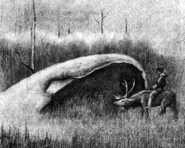 Des Chaudrons Géants en Sibérie protègent la Terre depuis des Milliers d'Années