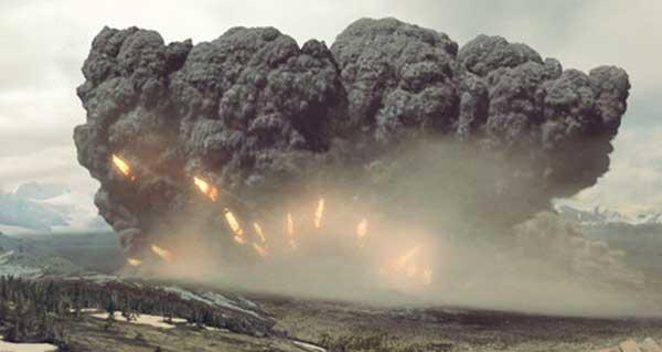 Yellowstone est-il sur le point d'exploser?