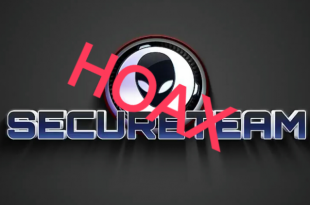 UNE VIDEO D'OVNI PAR SECURETEAM10 DIFFUSÉE SUR FOX NEWS