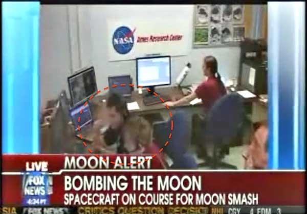La NASA a bien largué une tête nucléaire sur une base extraterrestre