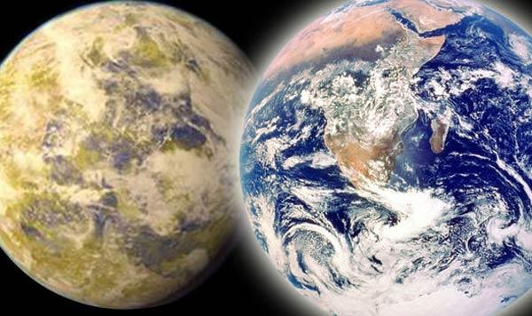 Une Terre similaire à la nôtre est à proximité de nous