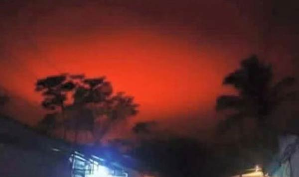 Une boule de feu mystérieuse sème l'émoi à El Salvador