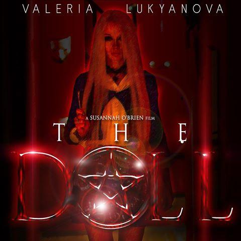THE DOLL: UN PREMIER FILM D'HORREUR POUR VALERIA LUKYANOVA