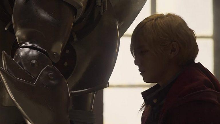 FULLMETAL ALCHEMIST: UNE PREMIÈRE VIDÉO TEASER POUR LE FILM LIVE