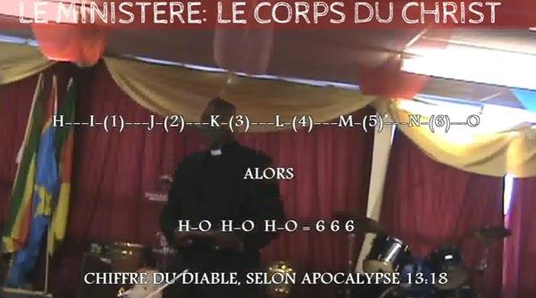 Vidéo: Ho Ho Ho = 6 6 6 ! Le Père Noël est un Illuminati Satanique !