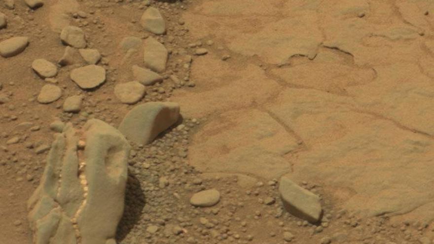 De l'ADN de dinosaures sur Mars