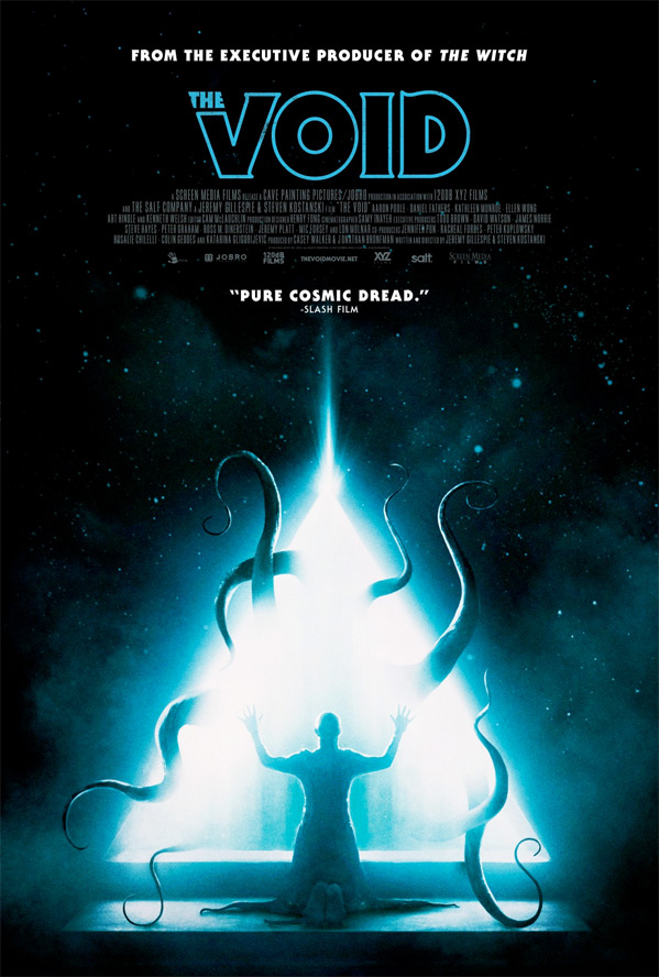 THE VOID: UN TRAILER POUR LE FILM D'HORREUR OLD-SCHOOL