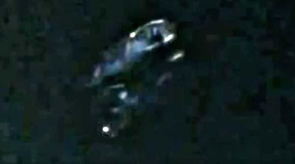 Le satellite chevalier noir repéré en direct via la webcam de la NASA