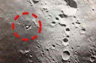 Des scientifiques déconcertés par une mystérieuse structure rectangulaire repérée sur la Lune
