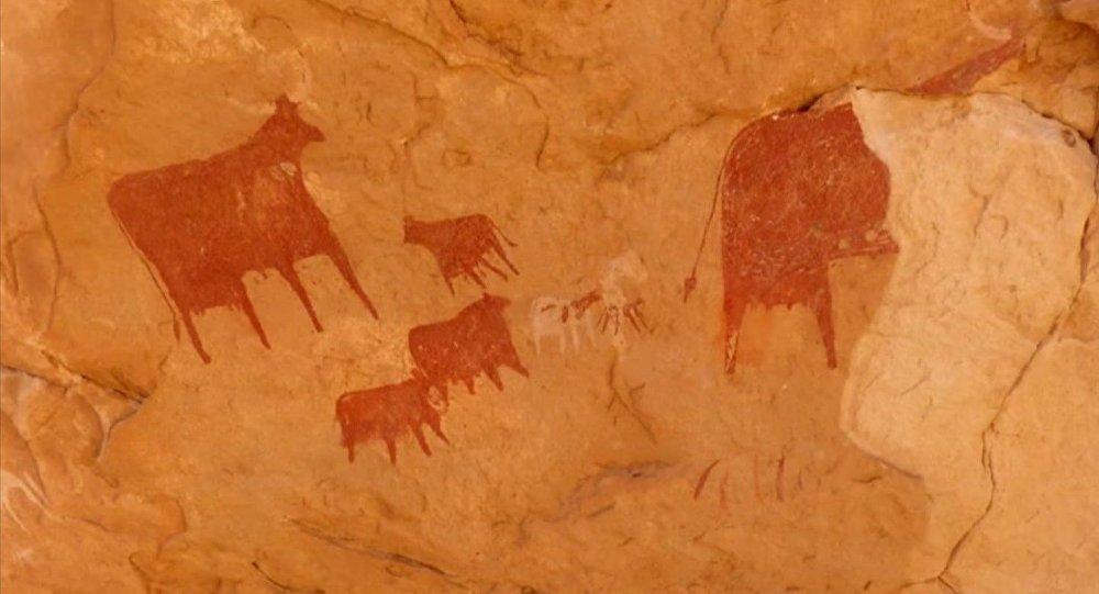 Des peintures rupestres de 6.000 ans vandalisées au Tchad