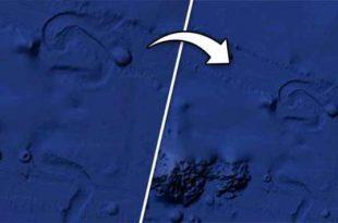 Quel est cet objet de 4 kilomètres de long qui BOUGE sur les fonds marins de l'océan Pacifique ?