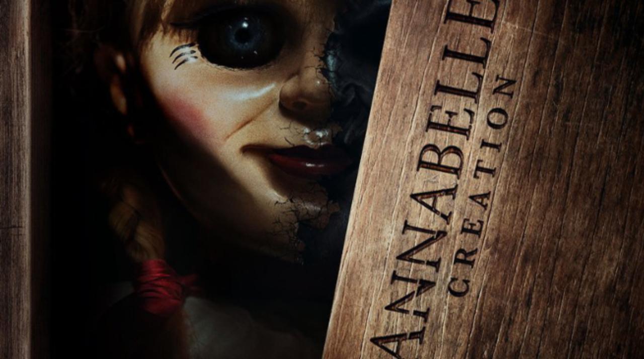 ANNABELLE: CREATION: LA TERRIFIANTE BANDE-ANNONCE QUI VOUS HANTERA