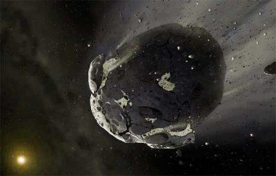 Un astéroïde passera près de la Terre le 19 avril prochain