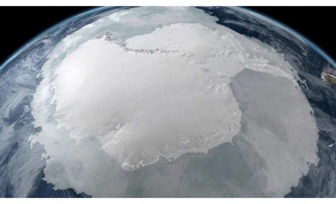 Un «parking» nazi pour les OVNI retrouvé en Antarctique !