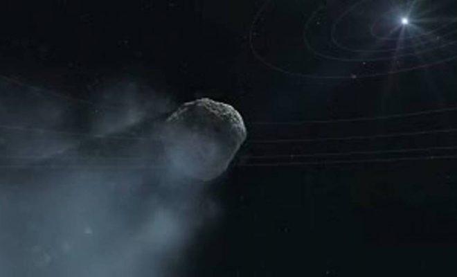 L'astéroïde qui a frôlé la Terre était deux fois plus gros qu'estimé