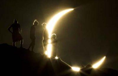 L'événement astronomique exceptionnel en septembre 2017 (Isis – Marie)