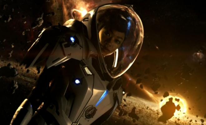 STAR TREK: DISCOVERY: CBS DÉVOILE LES PREMIÈRES IMAGES (VIDÉO)