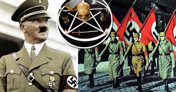 Les Nazis étaient obsédés par la sorcellerie et l'occulte