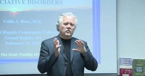 Projet MK-ULTRA: Dr. Colin Ross à propos du contrôle mental de la CIA
