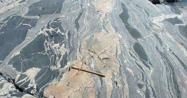 Les plus vieilles traces de vie sans doute trouvées au Labrador