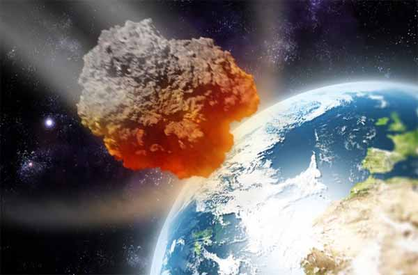 Trois énormes astéroïdes vont s'approcher dangereusement de la Terre ce week-end, a averti la NASA