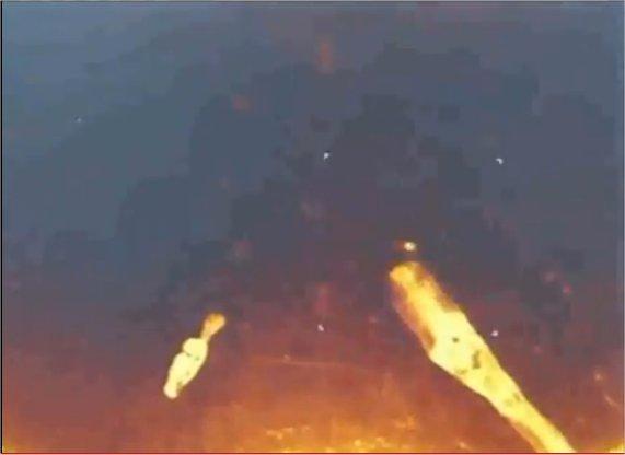 Dernière Heure: Un météorite se désintègre au Brésil