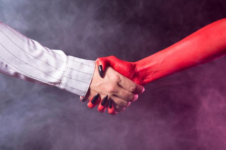 Le Pacte avec le diable
