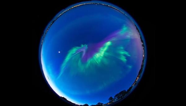 Une éjection de masse coronale du Soleil frappe la Terre