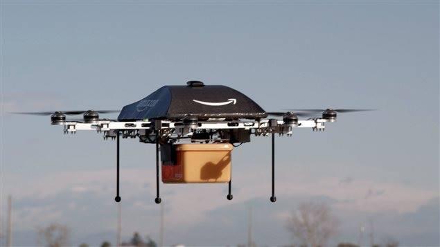 Le service Amazon Prime Air