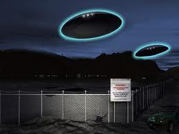Des extraterrestres sur des installations militaires américaines