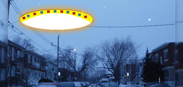OVNI et phénomène étrange à LaSalle