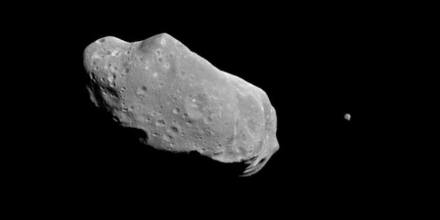Un astéroïde pourrait frapper la Terre le 21 mars 2014