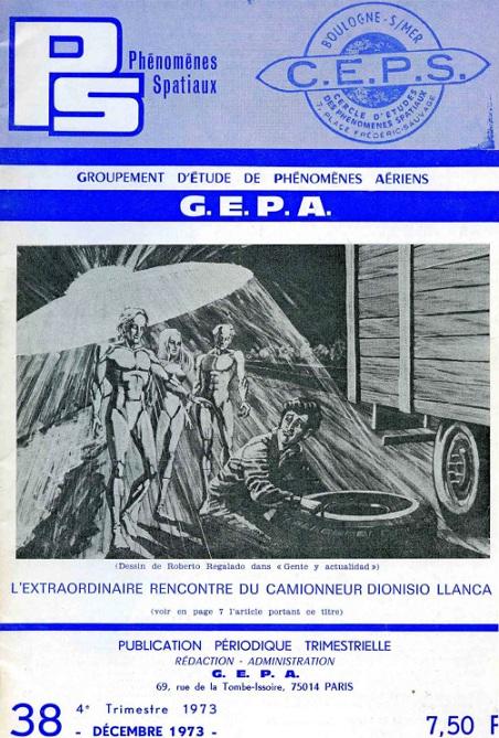 Groupe d'étude des phénomènes aériens (GEPA)