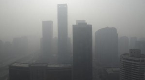 """La pollution chinoise proche d'un """"hiver nucléaire"""""""