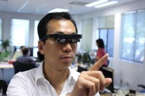 Ces lunettes de reconnaissance faciale permettront de stopper les crimes avant qu'ils ne soient commis