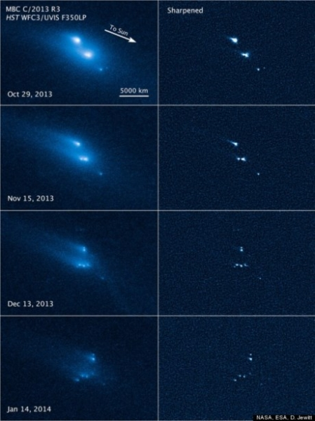 asteroide-hubble