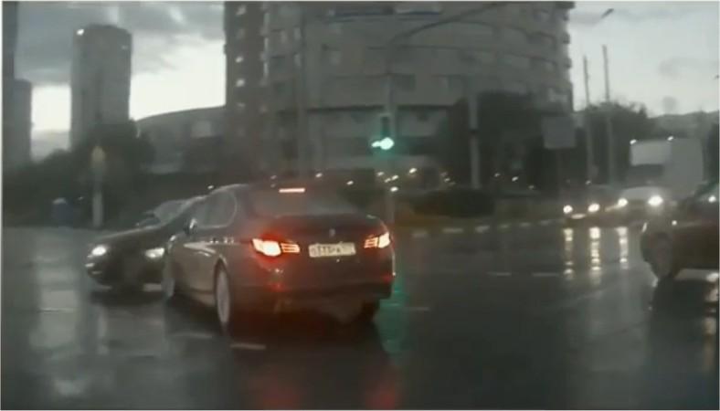 La voiture fantôme