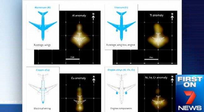 Vol MH370: la société d'exploration GeoResonance a peut-être trouvé l'avion