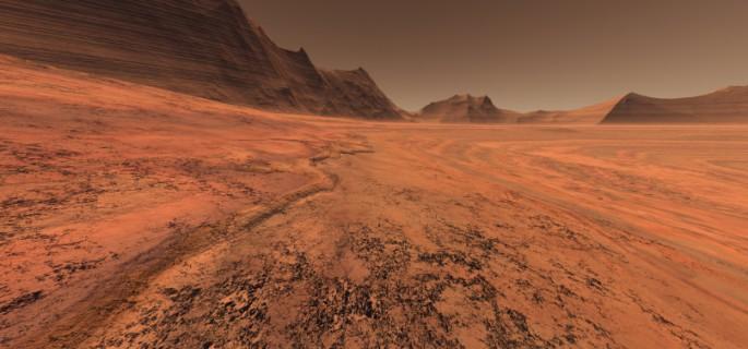 La NASA pense avoir découvert des traces de réseau Free Mobile sur Mars